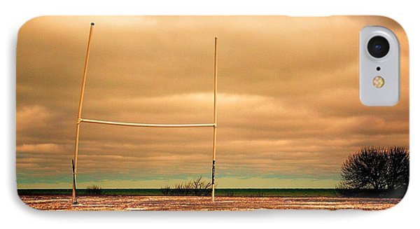 The Season Cometh IPhone Case by Michael Nowotny