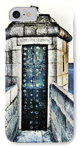 The Secret Door IPhone Case by Marianna Mills