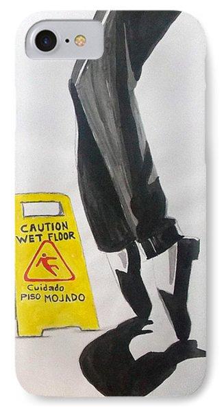 IPhone Case featuring the painting The Secret El Secreto by Lazaro Hurtado