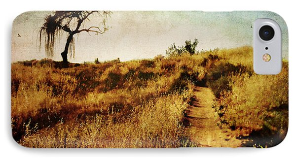 The Secret Pathway To Aspiration Phone Case by Brett Pfister