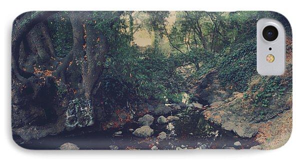 The Secret Spot IPhone Case by Laurie Search