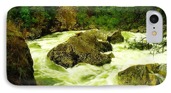 The Selway River Phone Case by Jeff Swan