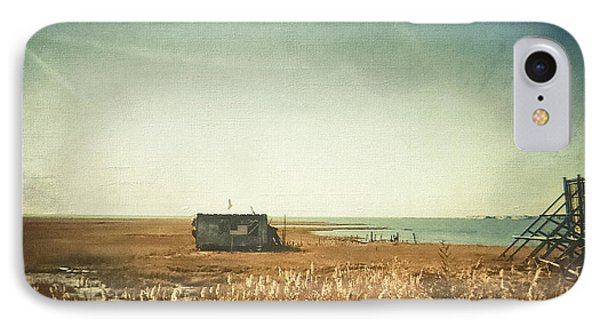 The Shack - Lbi IPhone Case by Colleen Kammerer