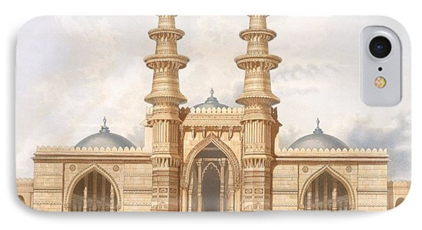 The Shaking Minarets Of Ahmedabad IPhone Case