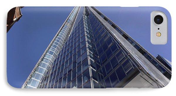 The Shard London Bridge IPhone Case by Nicky Jameson