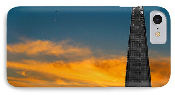 The Shard IPhone Case by Martin Newman
