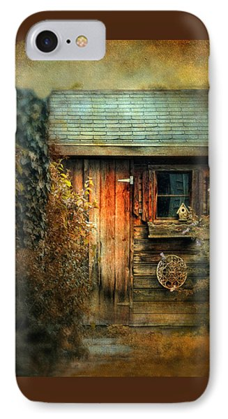 The Shed Phone Case by Jessica Jenney