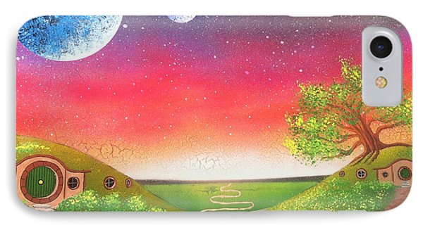 The Shire Phone Case by Drew Goehring
