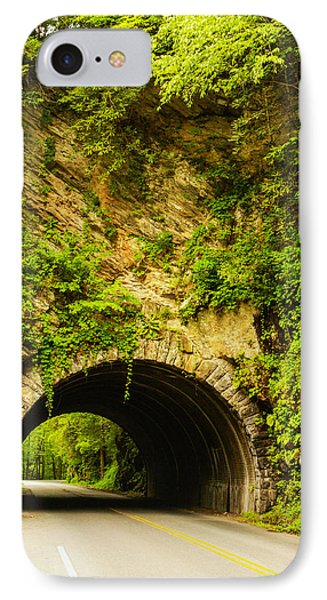 The Short Way Home IPhone Case by Robert Hebert