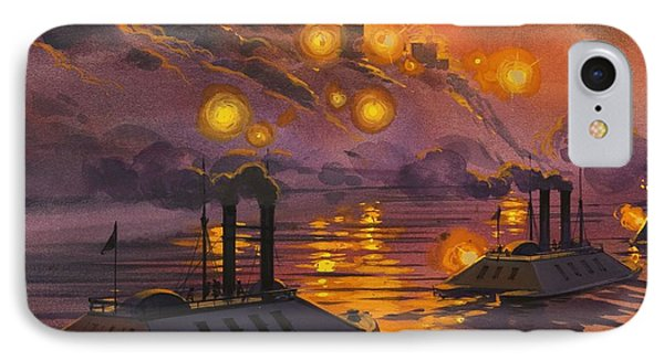 The Siege Of Vicksburg IPhone Case by Angus McBride