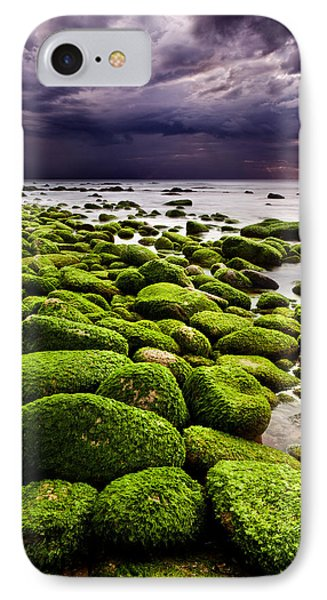 The Silence After The Storm Phone Case by Jorge Maia