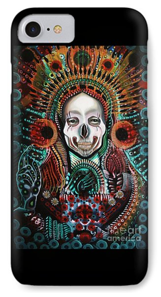 The Singularity Phone Case by Michael Kulick