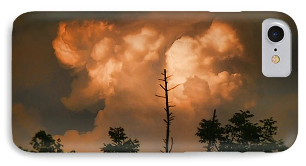 The Sky Above IPhone Case