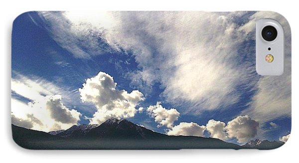 The Sky IPhone Case by Giuseppe Epifani
