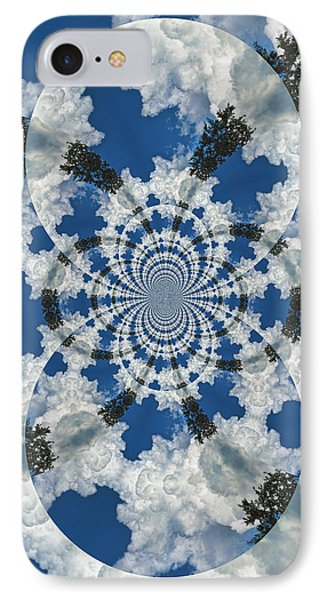 The Sky's The Limit Phone Case by Wendy J St Christopher