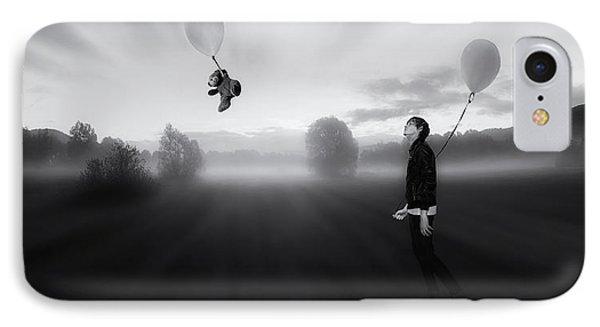 The Sleepwalking Dreamer Phone Case by Martin Smolak