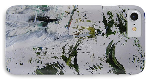 The Slope IPhone Case by Nancy Kane Chapman