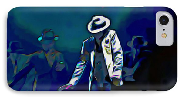 The Smooth Criminal IPhone 7 Case by  Fli Art