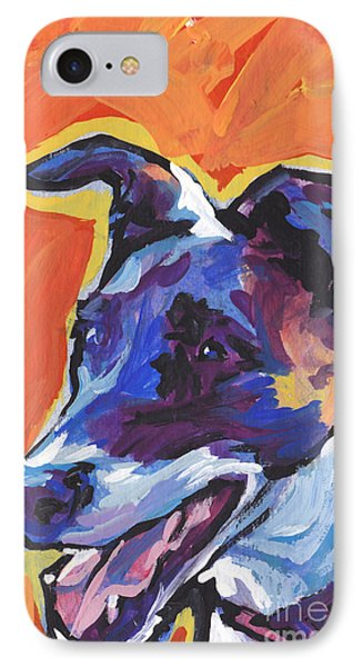 The Smooth Fox IPhone Case by Lea S