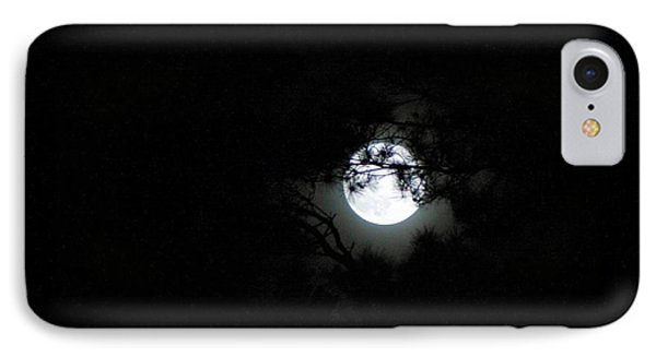 The Sorcerer's Moon IPhone Case by John Glass