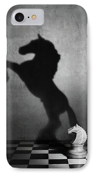 The Soul Of A Mustang IPhone Case