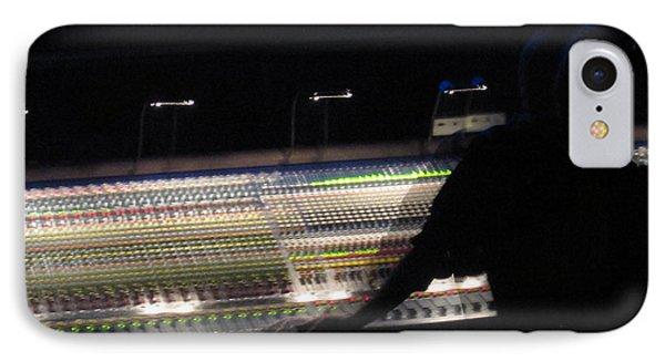 The Sound Man IPhone Case by Barbara Bardzik