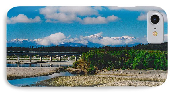 The Southern Alps Phone Case by Jon Emery
