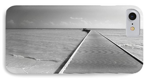 The Southernmost Pier IPhone Case