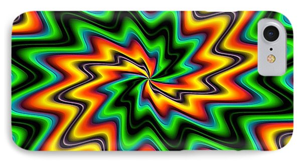 The Spark By Rafi Talby  Phone Case by Rafi Talby