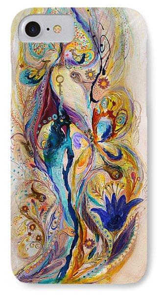 The Splash Of Life 4 IPhone Case by Elena Kotliarker
