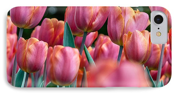The Spring Flowers IPhone Case by Sergey Simanovsky