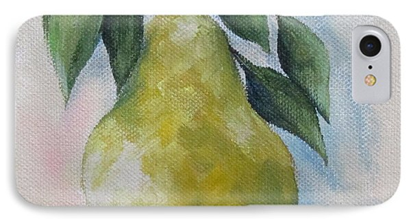 The Spring Pear IPhone Case by Torrie Smiley