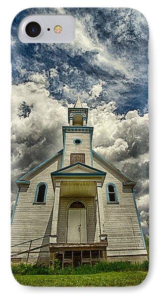 The Squaw Bay Church Phone Case by Jakub Sisak