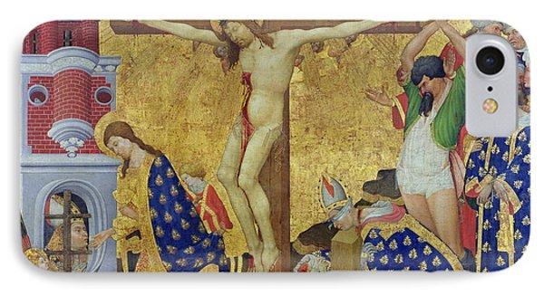 The St. Denis Altarpiece IPhone Case