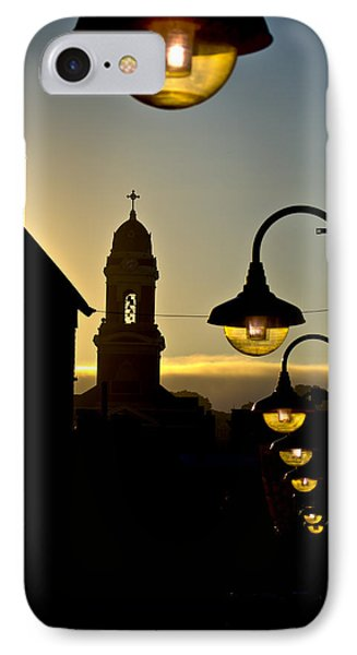 The St. Paul Church IPhone Case by Scott Meyer