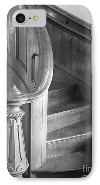 The Staircase IPhone Case by Barbara Bardzik