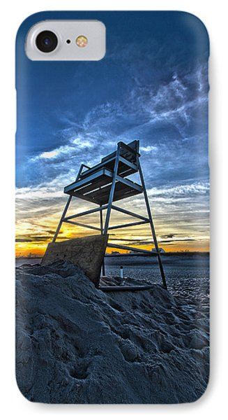 The Stand At Sunset IPhone Case
