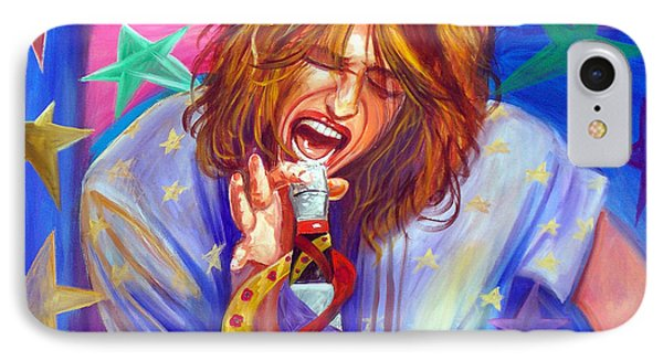 The Star Is Born Phone Case by To-Tam Gerwe