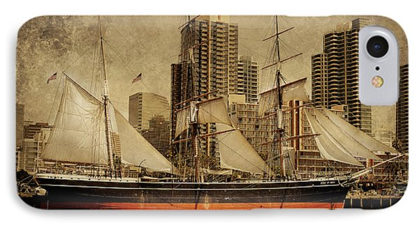 The Star Of India 1863 IPhone Case by MaryJane Armstrong