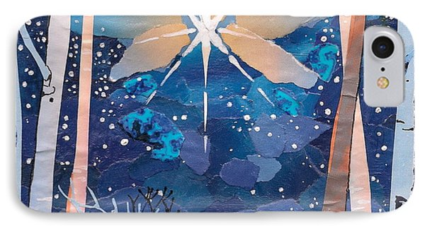 The Star IPhone Case by Robin Birrell