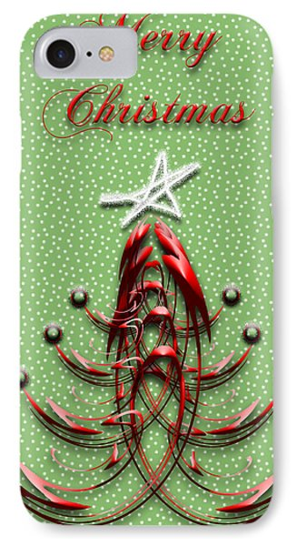 The Star Shines Bright Phone Case by Carolyn Marshall
