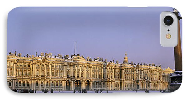 The State Hermitage Museum St IPhone Case by Panoramic Images