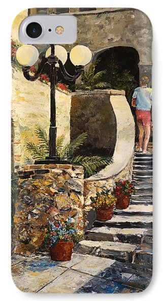 The Steps IPhone Case by Alan Lakin