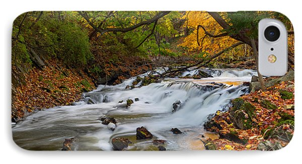 The Still River Phone Case by Bill Wakeley