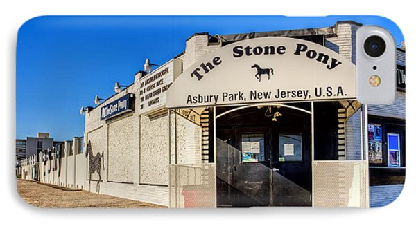 The Stone Pony Asbury Park New Jersey IPhone Case