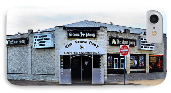 The Stone Pony IPhone Case by Bill Cannon