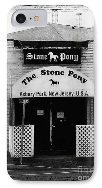 The Stone Pony Phone Case by Colleen Kammerer