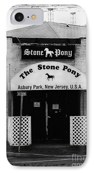 The Stone Pony IPhone 7 Case by Colleen Kammerer