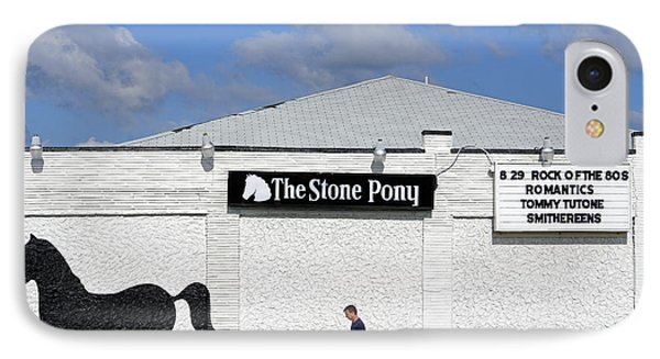 The Stone Pony IPhone Case by JoAnn Lense