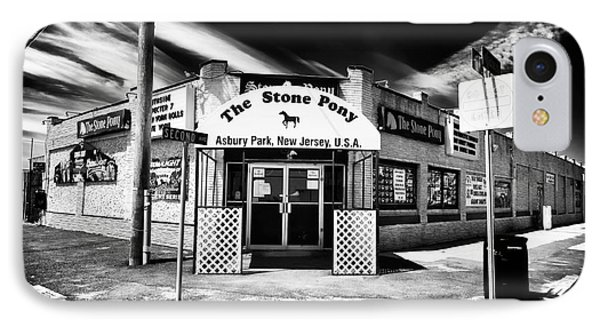 The Stone Pony IPhone Case by John Rizzuto